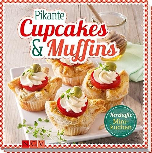 Susanne Grüneklee: Pikante Cupcakes & Muffins