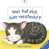 Helmut Spanner: Wer hat sich hier versteckt?