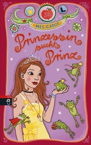 Meg Cabot: Prinzessin sucht Prinz