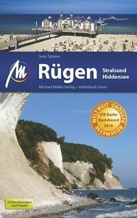 Sven Talaron: Michael Müller Verlag MMV Reiseführer Rügen - Stralsund - Hiddensee