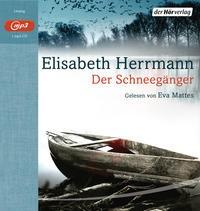 Elisabeth Herrmann: HÖRBUCH: Der Schneegänger, MP3-CD