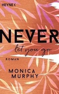 Monica Murphy: Never Let You Go