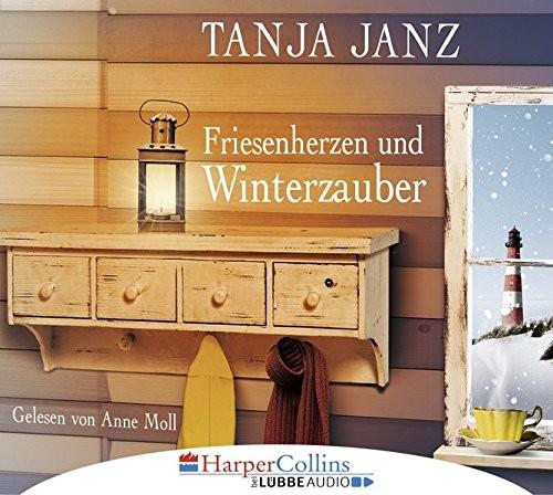 Tanja Janz: HÖRBUCH: Friesenherzen und Winterzauber, 4 Audio-CDs