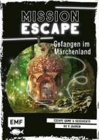 Lou Ford: Mission Escape – Gefangen im Märchenland