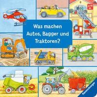 Susanne Gernhäuser: Was machen Autos, Bagger und Traktoren?