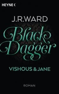 J. R. Ward: Black Dagger - Vishous & Jane