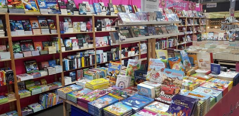 Zur Bücher Outlet Homepage - Mängelexemplare und Restauflagen günstig kaufen