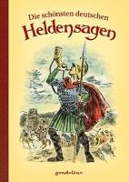 Die schönsten deutschen Heldensagen, Vorlesebuch