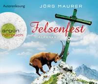 Jörg Maurer: HÖRBUCH: Felsenfest, 6 Audio-CDs
