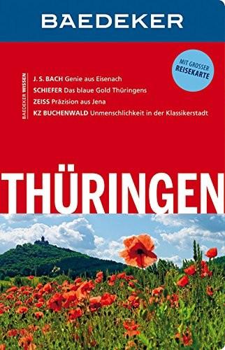 Dina Stahn: Baedeker Resieführer Thüringen