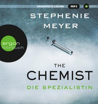 Stephenie Meyer: HÖRBUCH: The Chemist - Die Spezialistin, 3 MP3-CDs