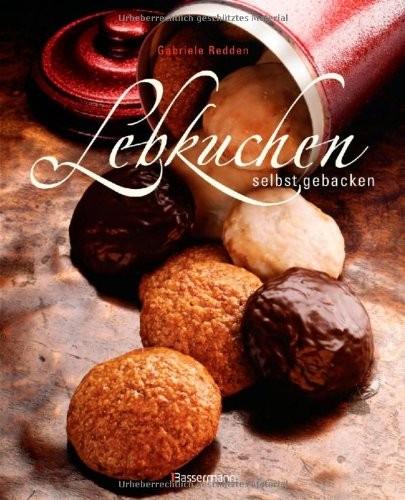 Gabriele Redden: Lebkuchen selbst gebacken