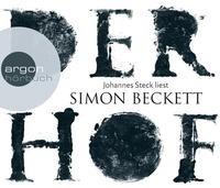 Simon Beckett: HÖRBUCH: Der Hof, 6 Audio-CDs