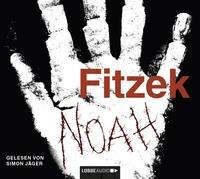 Sebastian Fitzek: HÖRBUCH: Noah, 6 Audio-CDs