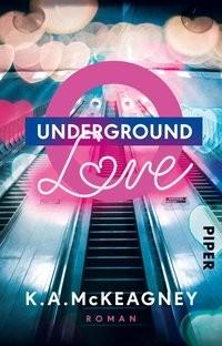 K.A. McKeagney: Underground Love