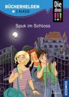 Jule Ambach: Die drei !!!, Bücherhelden 2. Klasse, Spuk im Schloss
