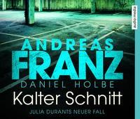 Andreas Franz: HÖRBUCH: Kalter Schnitt, 6 Audio-CDs