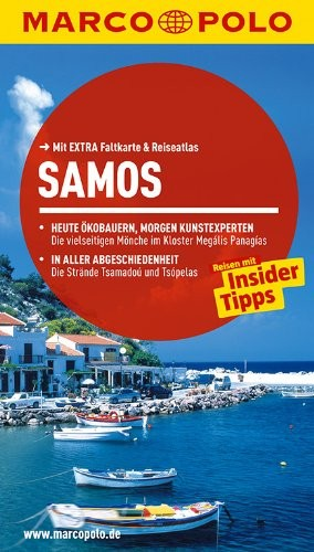 Klaus Bötig: Marco Polo Reiseführer Samos