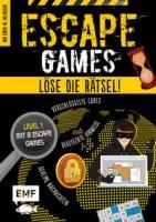 Mallory Monhard: Escape Games Level 1 (gelb) – Löse die Rätsel! – 8 Escape Games ab der 4. Klasse