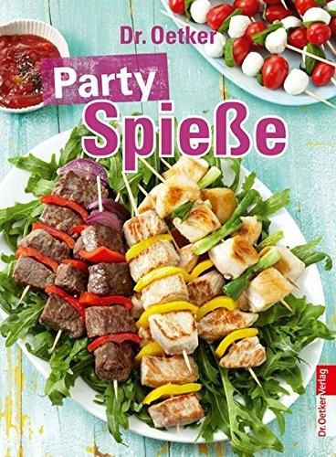 Dr. Oetker: Party Spieße