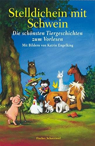 Ilona Einwohlt: Stelldichein mit Schwein. Die schönsten Tiergeschichten zum Vorlesen