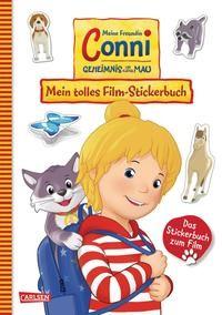Larissa Speer: Conni Gelbe Reihe: Meine Freundin Conni - Geheimnis um Kater Mau. Mein tolles Film-St