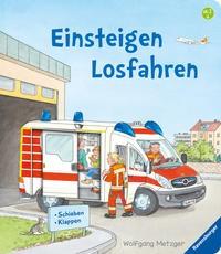 Susanne Gernhäuser: Einsteigen - Losfahren