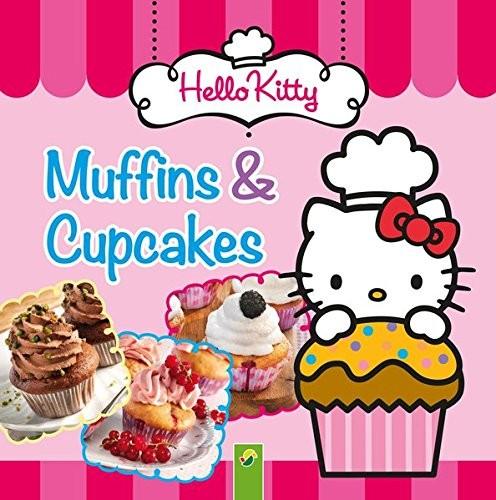 Hello Kitty - Muffins & Cupcakes, Backbuch