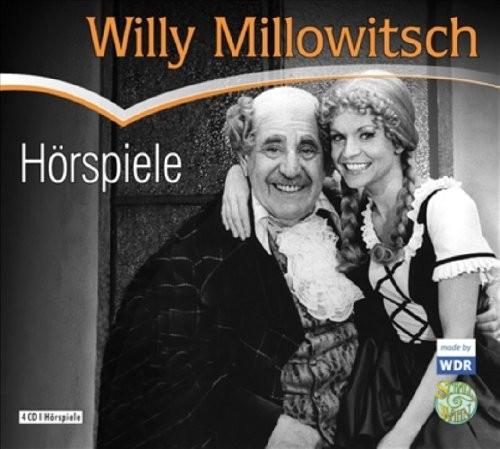 Willy Millowitsch: HÖRBUCH: Millowitsch, 4 Audio-CDs