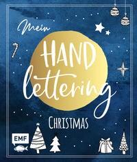 Mein Handlettering – Christmas, Kreativbuch