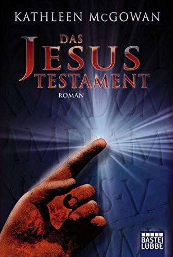 Kathleen McGowan: Das Jesus-Testament