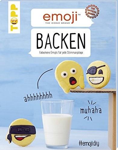 Anna-Lena Krell: Emoji Backen. Gebackene Emojis für jede Stimmungslage
