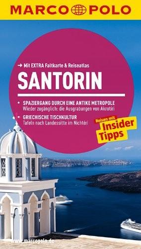 Klaus Bötig: Marco Polo Reiseführer Santorin