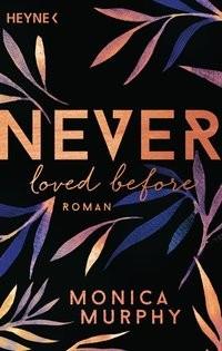 Monica Murphy: Never Loved Before