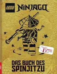 LEGO Ninjago - Das Buch des Spinjitzu, Jubiläumsausgabe, Erstlesebuch
