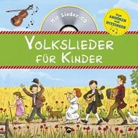 Hendrik Kranenberg: Volkslieder für Kinder, m. Audio-CD