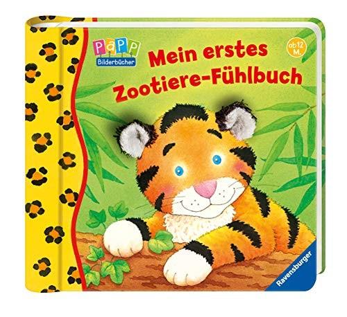 Sabine Cuno: Mein erstes Zootiere-Fühlbuch