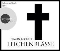 Simon Beckett: HÖRBUCH: Leichenblässe, 6 Audio-CDs