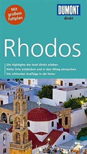 Hans E. Latzke: Dumont direkt Rhodos