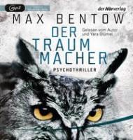 Max Bentow: Der Traummacher, 1 MP3-CD