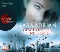 Lara Adrian: HÖRBUCH: Geschöpf der Finsternis, 5 Audio-CDs