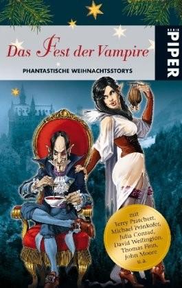 Carsten Polzin: Das Fest der Vampire. Phantastische Weihnachtsstorys