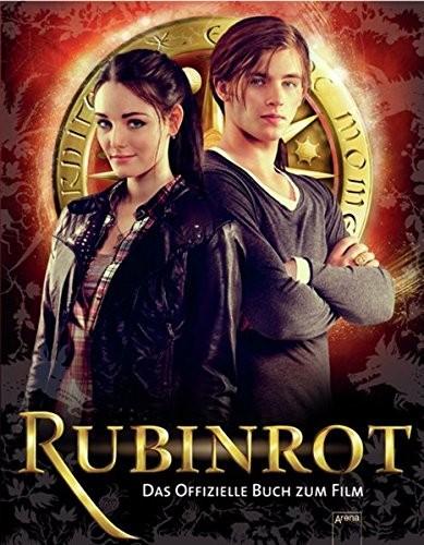 Ulrike Köbele: Rubinrot. Das offizielle Buch zum Film