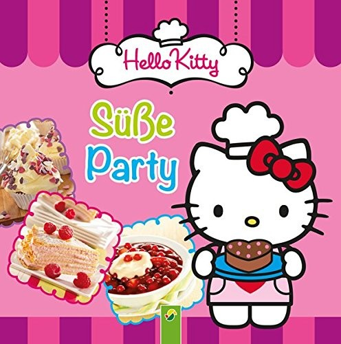 Hello Kitty - Süße Party, Kochbuch