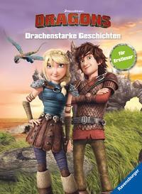 Thilo: Dreamworks Dragons: Drachenstarke Geschichten für Erstleser