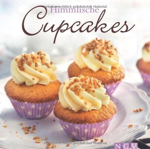Cupcakes-Set: Himmlische Cupcakes, mit 4 Geschenkboxen