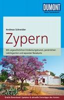 Andreas Schneider: DuMont Reise-Taschenbuch Reiseführer Zypern
