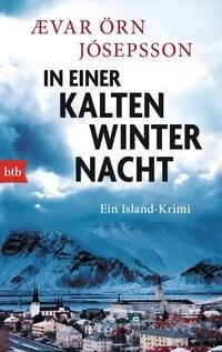 Ævar Örn Jósepsson: In einer kalten Winternacht