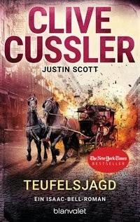 Clive Cussler/ Justin Scott: Teufelsjagd