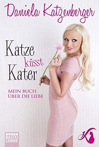 Daniela Katzenberger: Katze küsst Kater